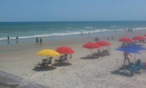 Amiable tranquility during Summer 2014 at Myrtle Beach, SC. Photo credit: kateschannel